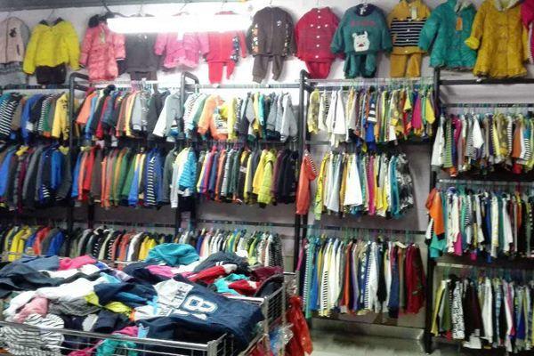 Стоковые магазины детской одежды и обуви на Таобао