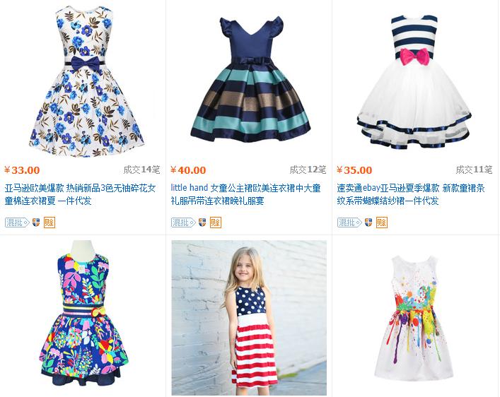Детская одежда на 1688.com: топ 7 магазинов, работающих на экспорт